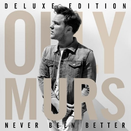 歐利馬斯 / 無懈可擊 (豪華加值版)(Olly Murs / Never Been Better (Deluxe Edition))