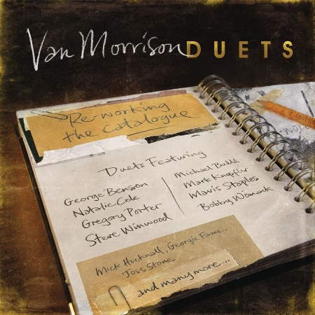 范莫里森 / 世紀對唱:經典再現 (LP黑膠唱片)(Van Morrison / Duets: Re-working The Catalogue (Vinyl))