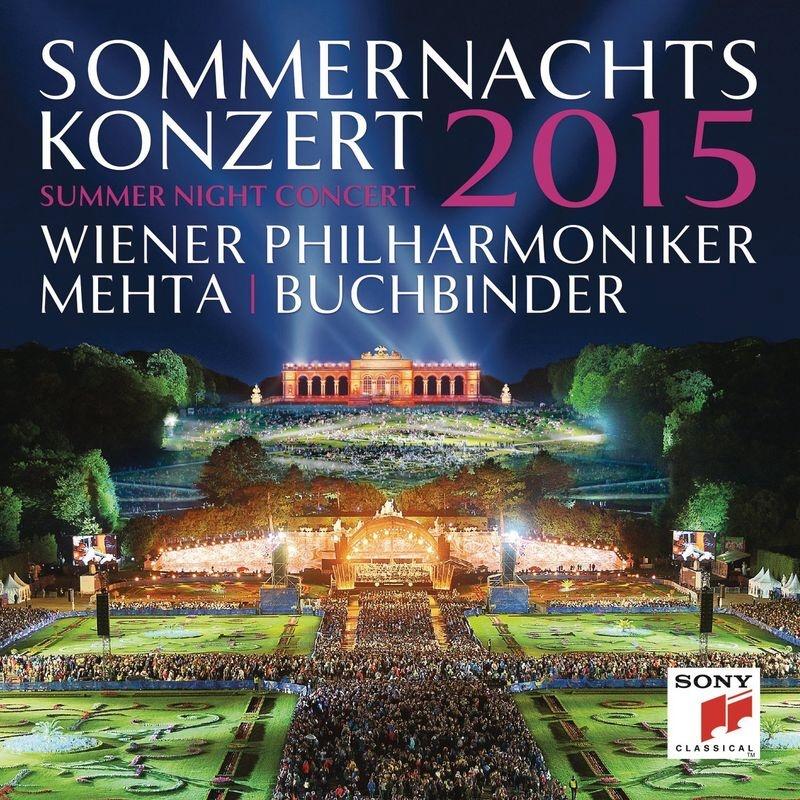 維也納愛樂 / 2015年維也納仲夏夜露天音樂會(Wiener Philharmoniker / Summer Night Concert 2015)
