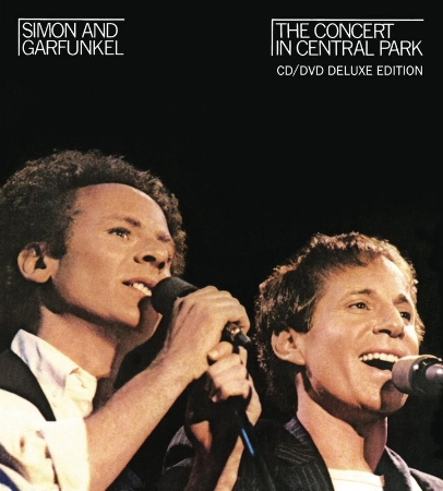 賽門與葛芬柯 / 1981紐約中央公園現場實況(CD+DVD)(Simon & Garfunkel / The Concert in Central Park (CD+DVD))