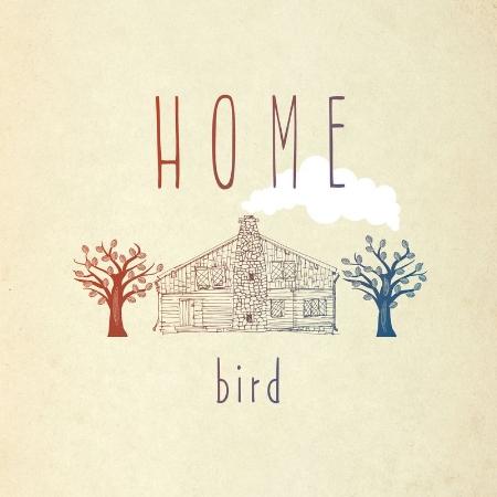 bird / HOME