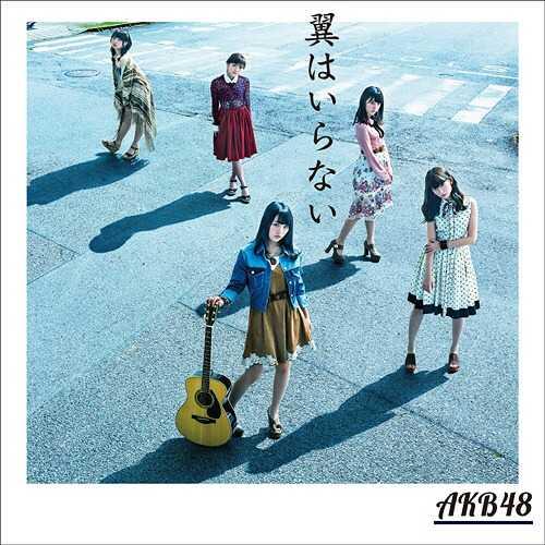 AKB48 / 不需要翅膀〈Type-A〉CD+DVD