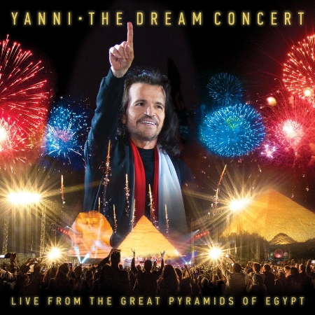 Yanni / The Dream Concert: Live from the Great Pyramids of Egypt (CD+DVD)