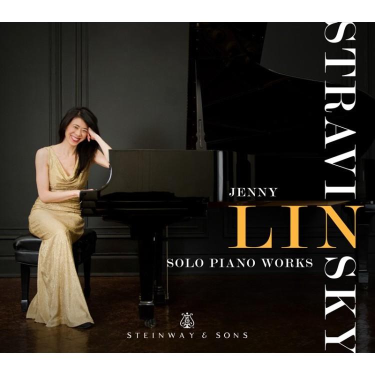 Stravinsky solo piano works / Jenny Lin