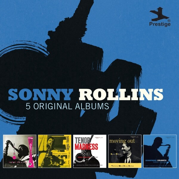Sonny Rollins / 5 Original Albums