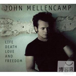John Mellencamp / Life Death Love And Freedom (CD+DVD)