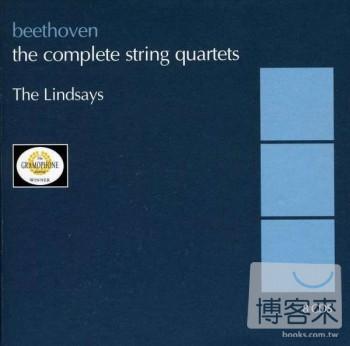 貝多芬:弦樂四重奏全集 /林賽四重奏 (8CD) Beethoven - QUARTETS / The Lindsays string quartet (8CD)