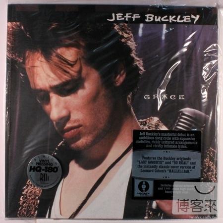《搖滾名盤系列》傑夫巴克利 / 恩典 (LP黑膠唱片)(Jeff Buckley / Grace (Vinyl 33 1/3轉) (LP))