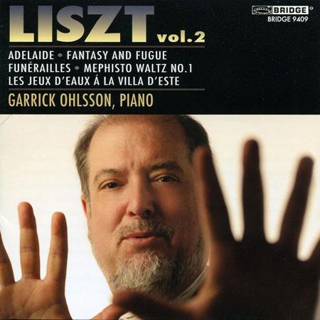Garrick Ohlsson plays Liszt Vol.2 / Garrick Ohlsson
