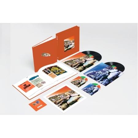 齊柏林飛船合唱團 / 神聖之屋 2014超級豪華盒裝版 (2CD+2LP+HD下載卡)(Led Zeppelin / Houses Of The Holy (Super Deluxe Box Set)