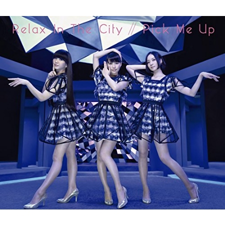 Perfume / Relax In The City/Pick Me Up (CD+DVD)