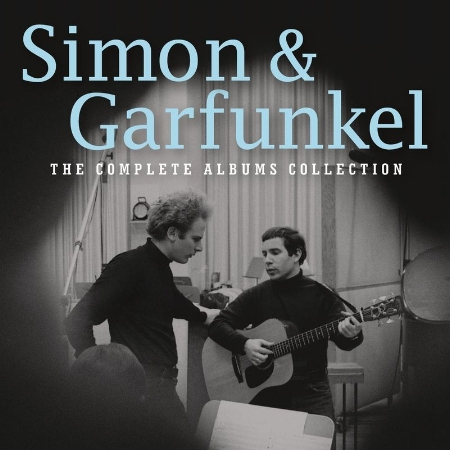 賽門與葛芬柯 / 傳奇全專輯 (12CD)(Simon & Garfunkel / The Complete Albums Collection (12CD))