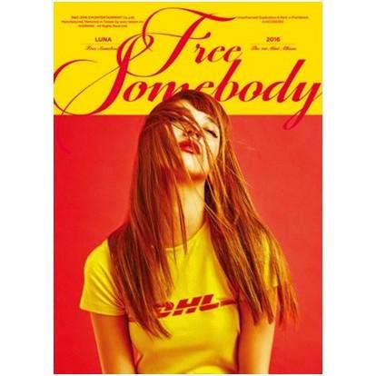 LUNA / 首張個人迷你專輯「Free Somebody」(台壓版)
