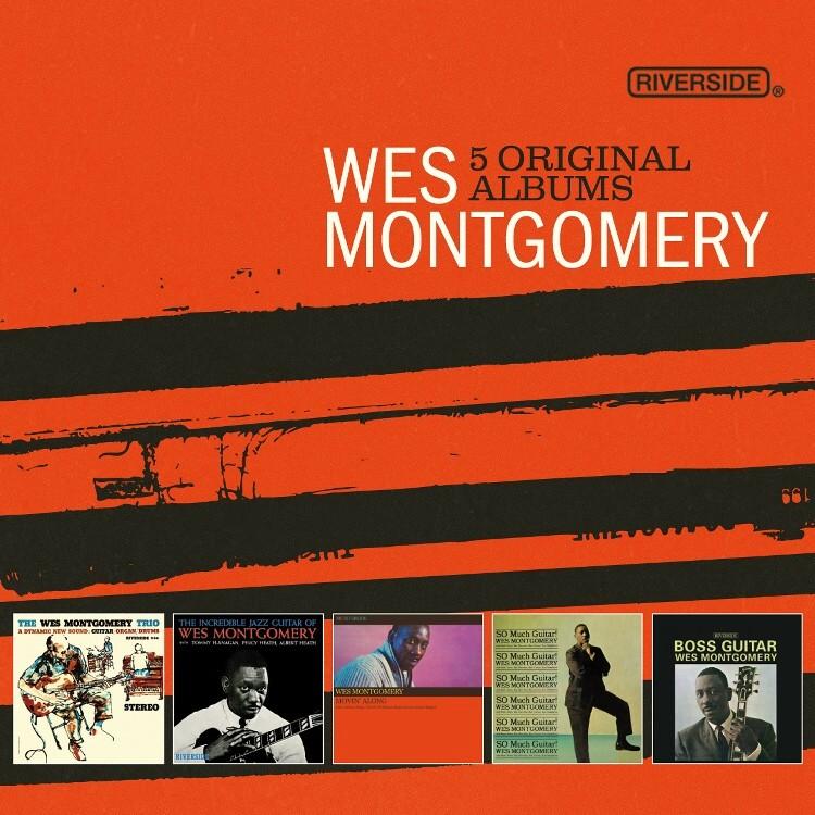 Wes Montgomery / 5 Original Albums