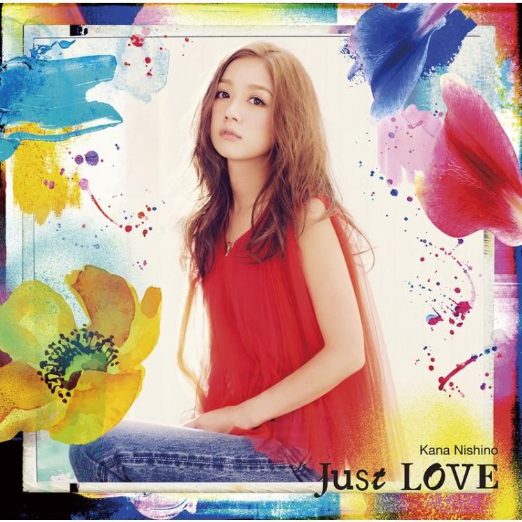 西野加奈 / 就是愛 (CD+DVD初回盤)