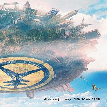 YEN TOWN BAND / diverse journey (CD+DVD)
