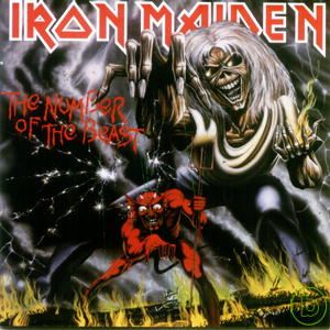 Iron Maiden / The Number Of The Beast (Remastered)