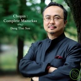 鄧泰山 / 蕭邦二百週年 馬祖卡全集 (2CD)(Dang Thai Son / Chopin:Complete Mazurkas (2CD))