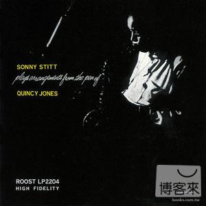 桑尼史提特 / 桑尼史提特與昆西瓊斯的相遇 Sonny Stitt / Sonny Stitt Plays Arrangements From The Pen Of Quincy Jones