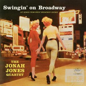喬納瓊斯四重奏 / 搖擺百老匯 The Jonah Jones Quartet / Swingin' On Broadway