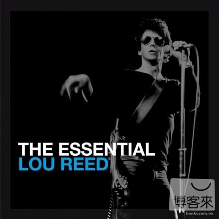 《紀念搖滾宗師》路瑞德 / 世紀典藏【絕讚版】(2CD)(Lou Reed / The Essential Lou Reed (2CD))