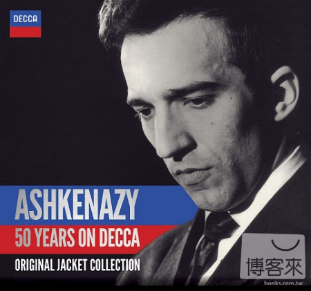 DECCA合作50周年 / 阿胥肯納吉 (50CD) 50 Years on Decca / Ashkenazy (50CD)