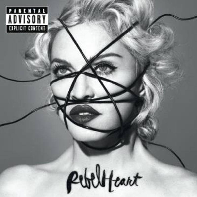 瑪丹娜 / 心叛逆(Madonna / Rebel Heart [Deluxe Edition])