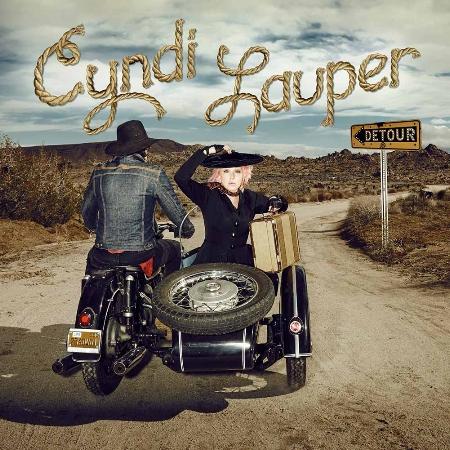 辛蒂露波 / 峰迴路轉 (歐洲進口盤)(Cyndi Lauper / Detour)