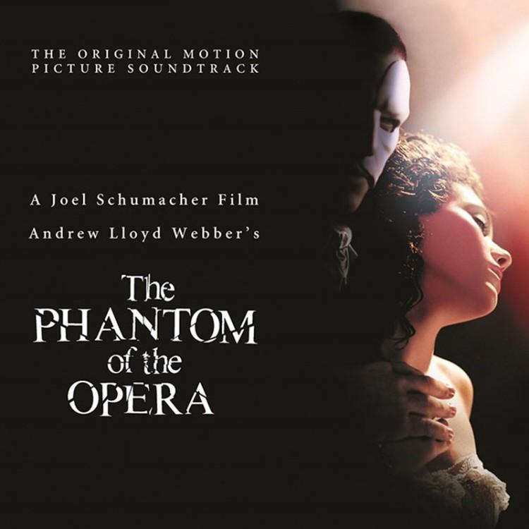 O.S.T / Phantom Of The Opera (180g 2LP)