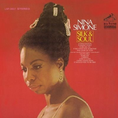 Nina Simone / Silk&Soul (LP)