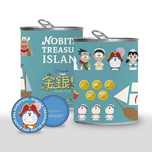 《電影 哆啦A夢:大雄的金銀島》電影預售票