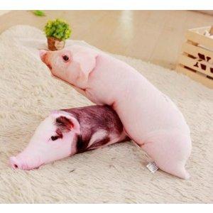 《阿嬤養的豬》票根加碼抽「愛禮物」仿真豬抱枕