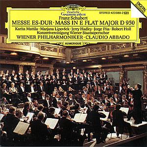 Schubert: musique sacrée (messes et magnificat) 0020002716