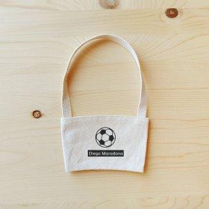 《世紀球王 馬拉度納》足球提袋套票