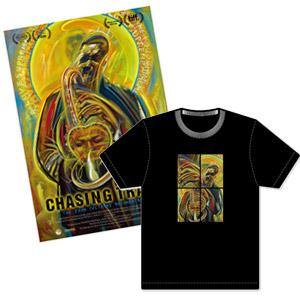 《尋找約翰柯川》T-shirt + 英文原版海報預購套裝900元