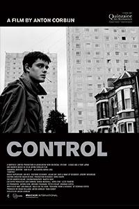 《控制》英文原版海報