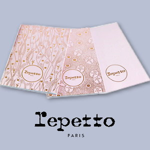 《舞動人生》抽「Repetto品牌筆記本」