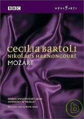 義大利女高音芭托莉演唱專輯 DVD Cecilia Bartoli Nikolaus Harnoncourt / Mozart