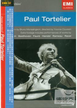古典珍貴檔案 38-大提琴家保羅托泰里耶 音樂與大自然 DVD Paul Tortelier