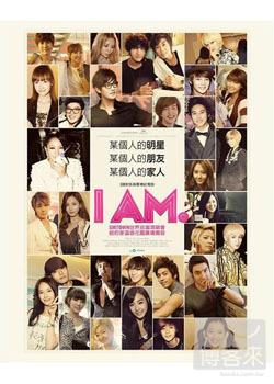 SMTOWN / I AM. - SM家族青春傳記電影 (精裝四碟版, 4DVD)
