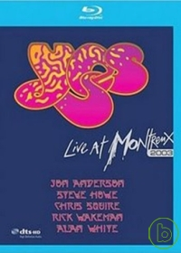 YES合唱團 / 瑞士蒙特勒現場演唱會 (藍光BD)(YES / Live at Montreux 2003 BD)