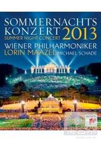 維也納愛樂 / 2013年維也納仲夏夜露天音樂會 (藍光BD)(Wiener Philharmoniker / Summer Night Concert 2013)