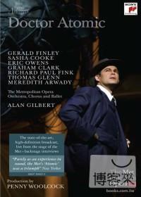 亞當斯:原子博士 / 杰拉德.芬利(男高音)、亞倫.吉伯特(指揮)大都會歌劇院管弦樂團&合唱團  DVD(John Adams: Doctor Atomic / Gerald Finley、Alan