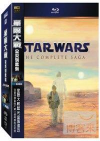 星際大戰全系列套裝 (9碟裝藍光BD)