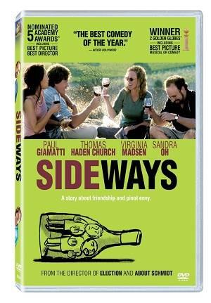 尋找新方向 DVD(Sideways)