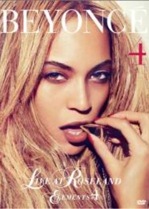 玩美女神 碧昂絲 / 玩美四元素 - 2011紐約羅斯蘭宴會廳演唱會 2DVD Beyonce / Live At Roseland: Elements Of 4