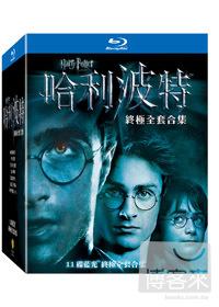 哈利波特 終極全套合集 (11藍光BD)