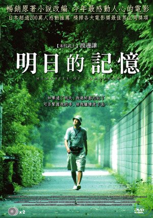 明日的記憶(雙碟版) DVD