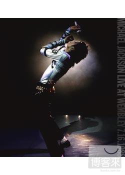 麥可傑克森 / 飆舞傳奇-英國溫布利現場演唱實況 DVD Michael Jackson Live At Wembley July 16, 1988 DVD