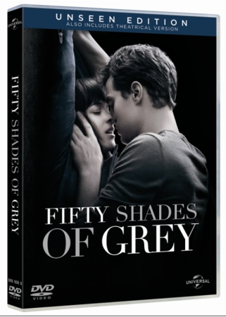 格雷的五十道陰影 DVD(FIFTY SHADES OF GREY)
